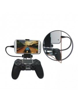 DOBE Soporte DualShock 4 + OTG