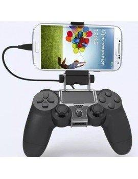 DOBE DualShock 4 Mobile Phone Clamp + OTG