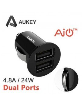 Aukey double car charger...