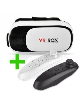 VR BOX 2 + Mando bluetooth VR