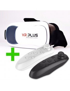 VR PLUS + Mando bluetooth VR
