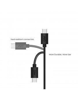 Cable Aukey micro-USB carga rápida