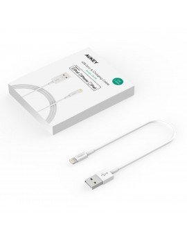 Cable Aukey lightning iPhone/iPad/iPod