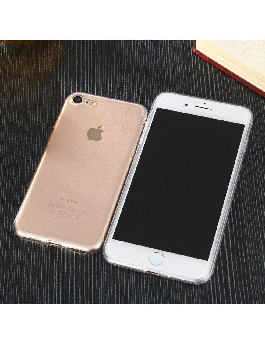 Funda ultrafina TPU gel iPhone 7/Plus