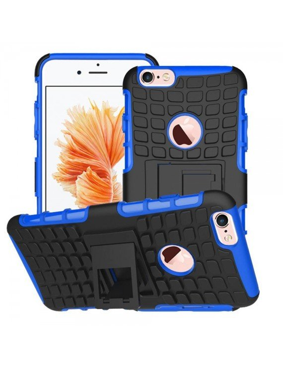 Carcasa Spiderman azul iPhone 6/6S Plus