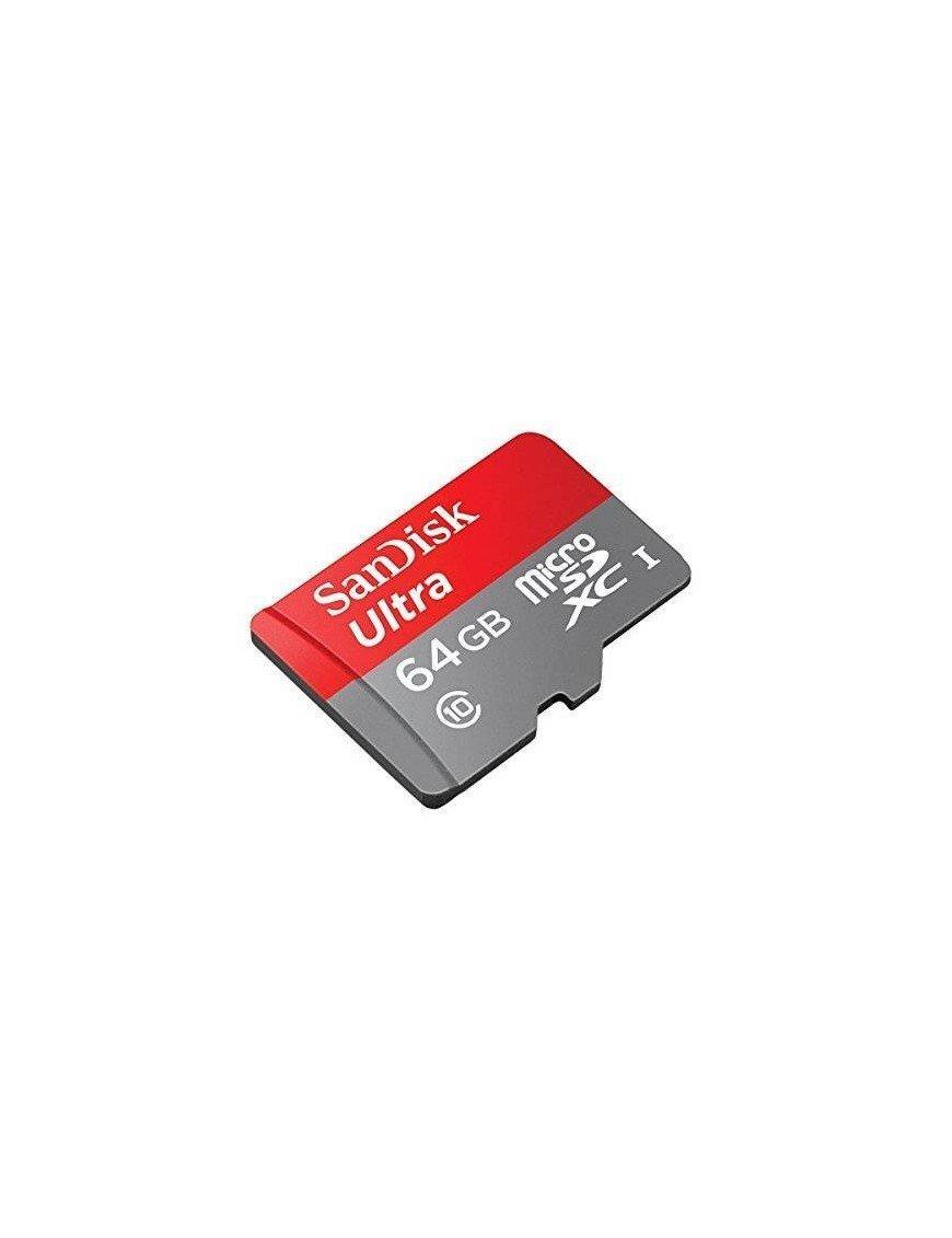SanDisk Ultra 64GB SD card