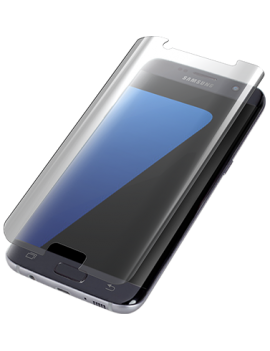 GALAXY S7 Edge tempered...
