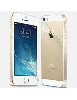 Protector pantalla + trasero iPhone 5/5C/5S