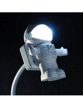 Astronauta lámpara USB