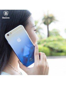 Carcasa Baseus azul iPhone 6/6S