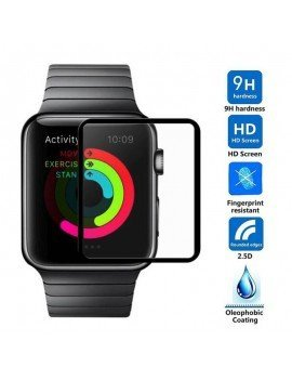 Cristal templado 4D Apple Watch