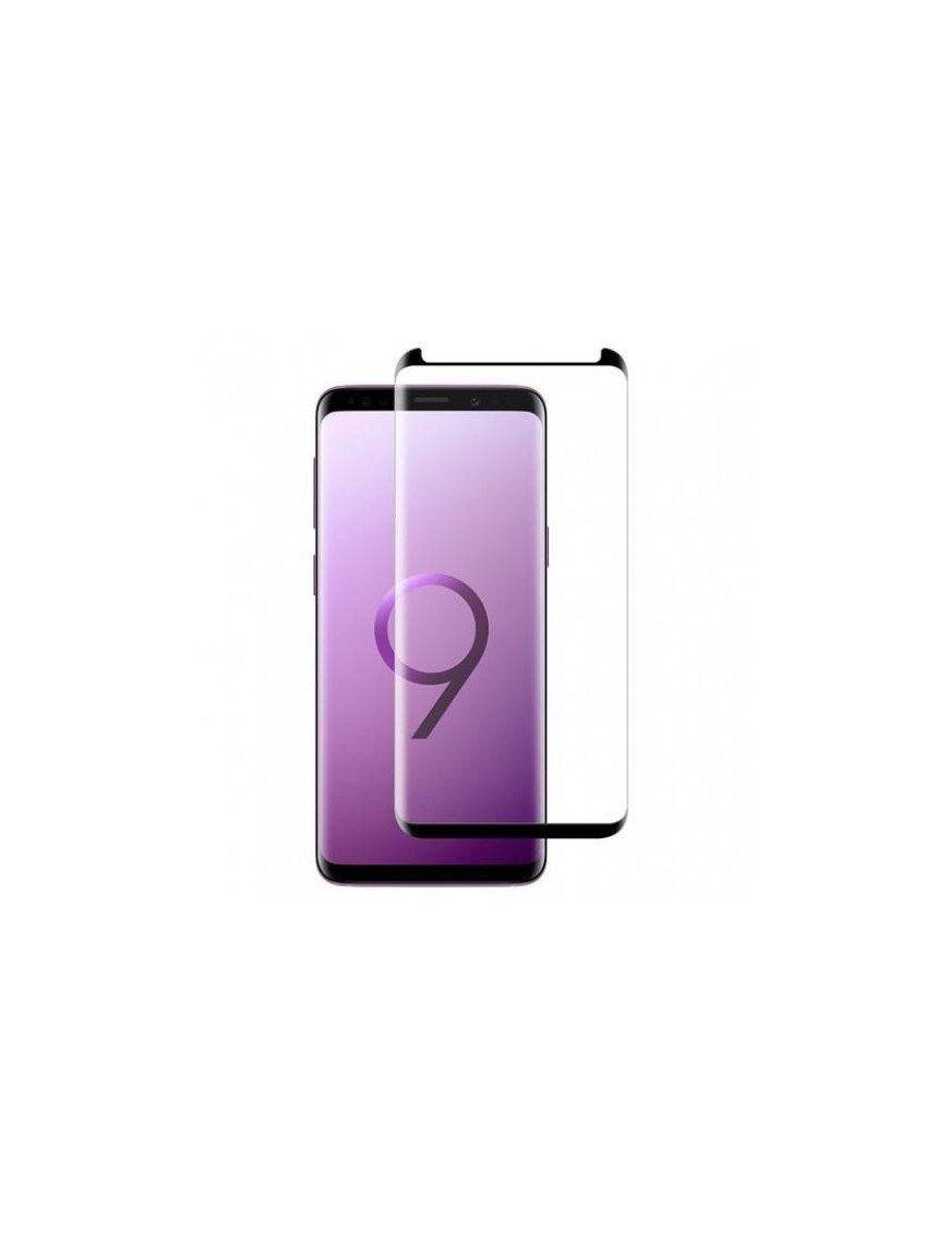 Cristal templado 5D GALAXY S9/S9+ Negro