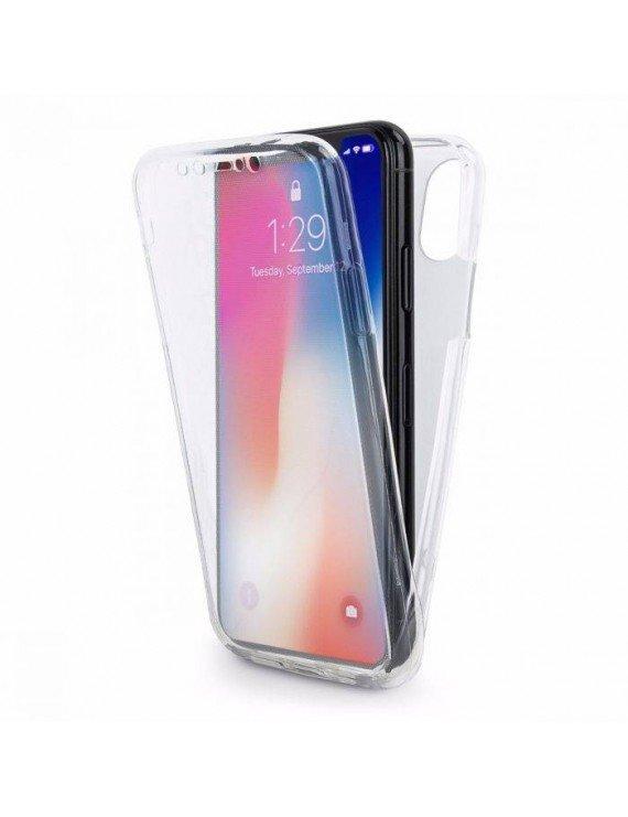 Carcasa 360º gel iPhone X