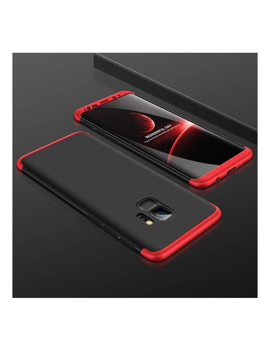 Carcasa 360 roja GALAXY S8/S8+