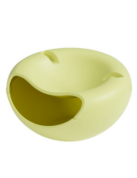 Bowl mobile stand Green