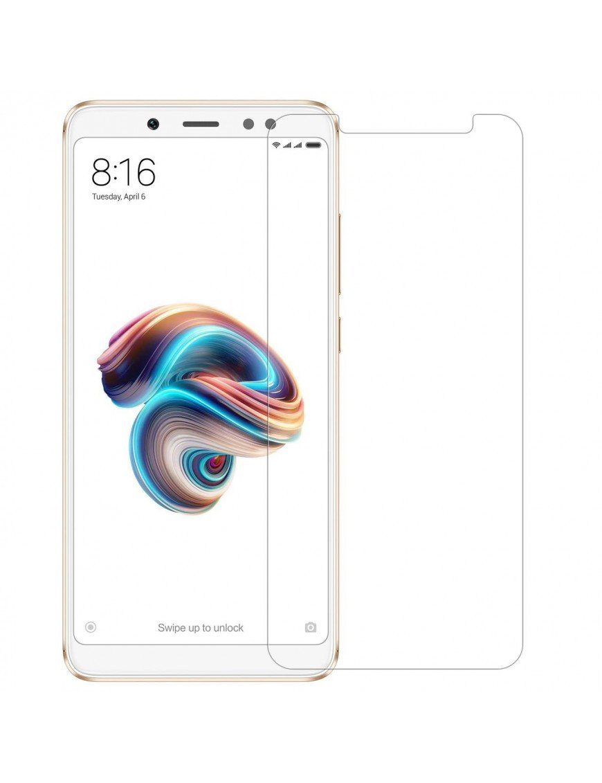 Cristal templado Xiaomi Redmi Note 5/Pro