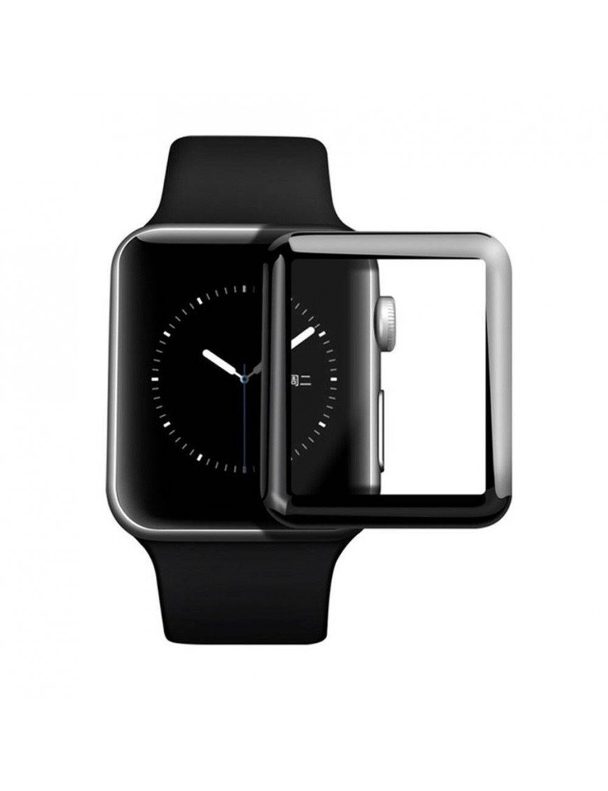 Cristal templado 3D Apple Watch 4