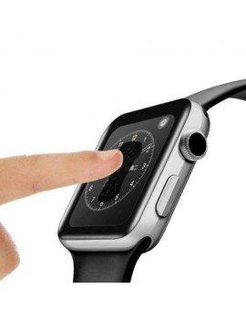 Cristal templado 3D Apple Watch 4