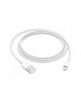 Cable Apple USB lightning 1m