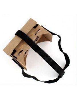 Gafas VR (3D) Google Cardboard + Correa