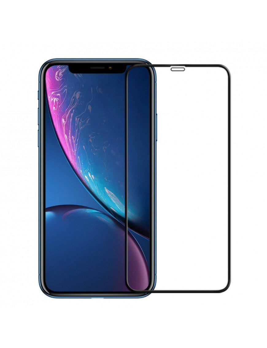 Cristal templado 5D iPhone XR (completo)
