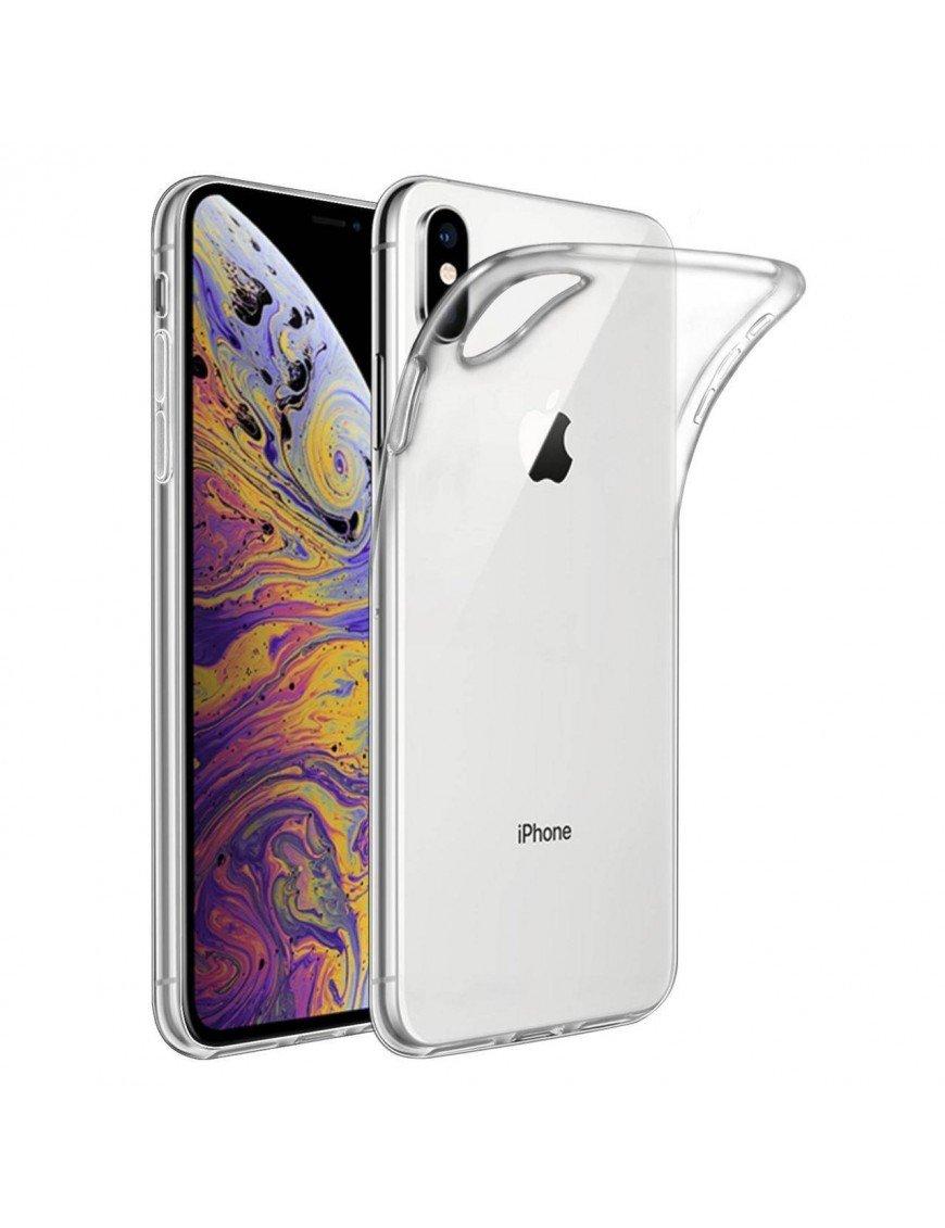 Carcasa TPU gel iPhone XS Max
