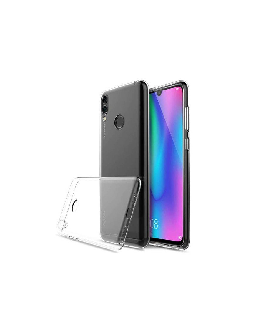 Carcasa ultrafina TPU gel Huawei P Smart 2019