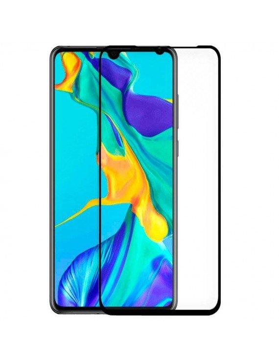 Cristal templado 3D Huawei P30 (completo)