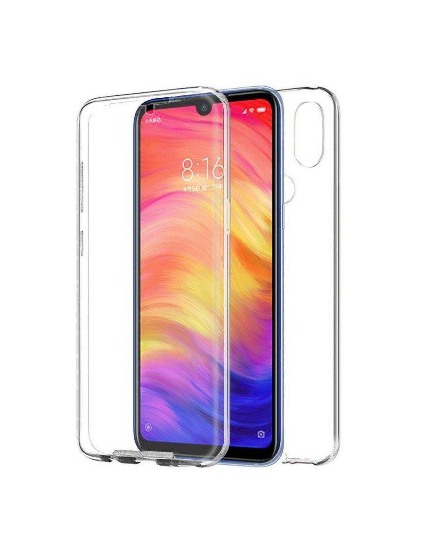 Carcasa 360º gel Xiaomi Note 7