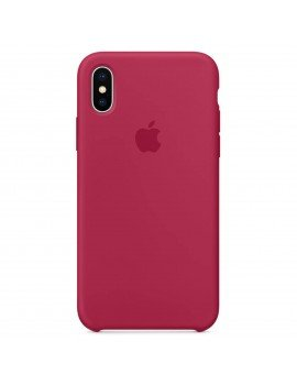 Funda silicona Apple iPhone X