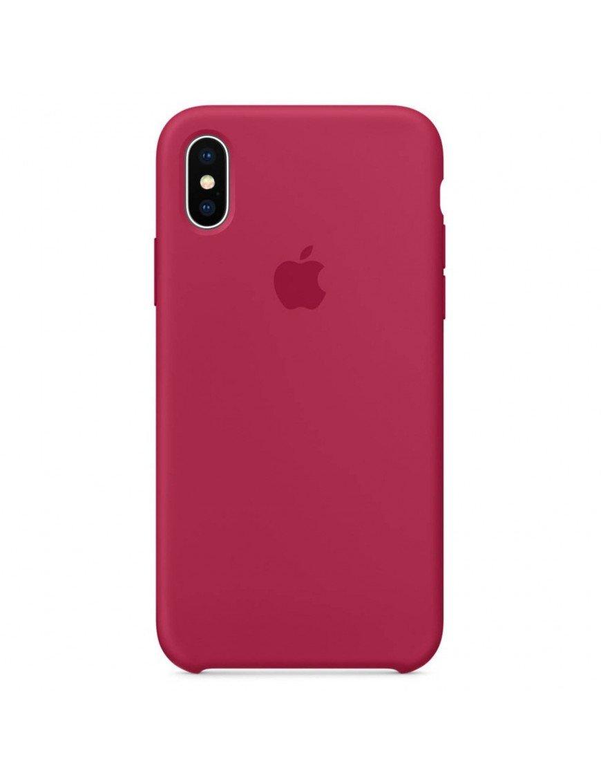 Funda silicona Apple iPhone X