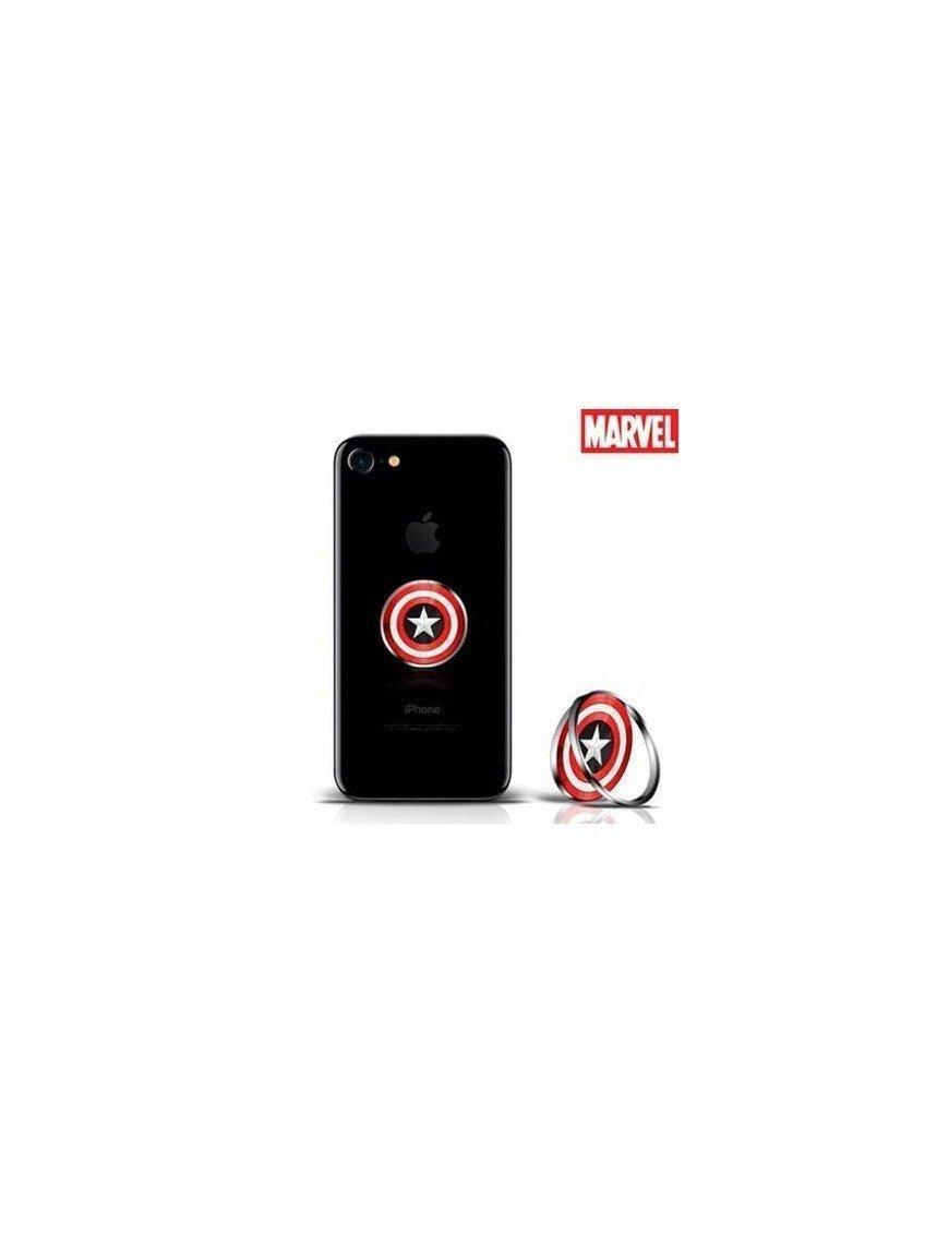 SpinGrips ring Marvel Captain America