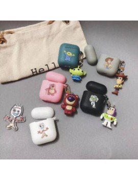 Toy Story Case + keychain for AirPods