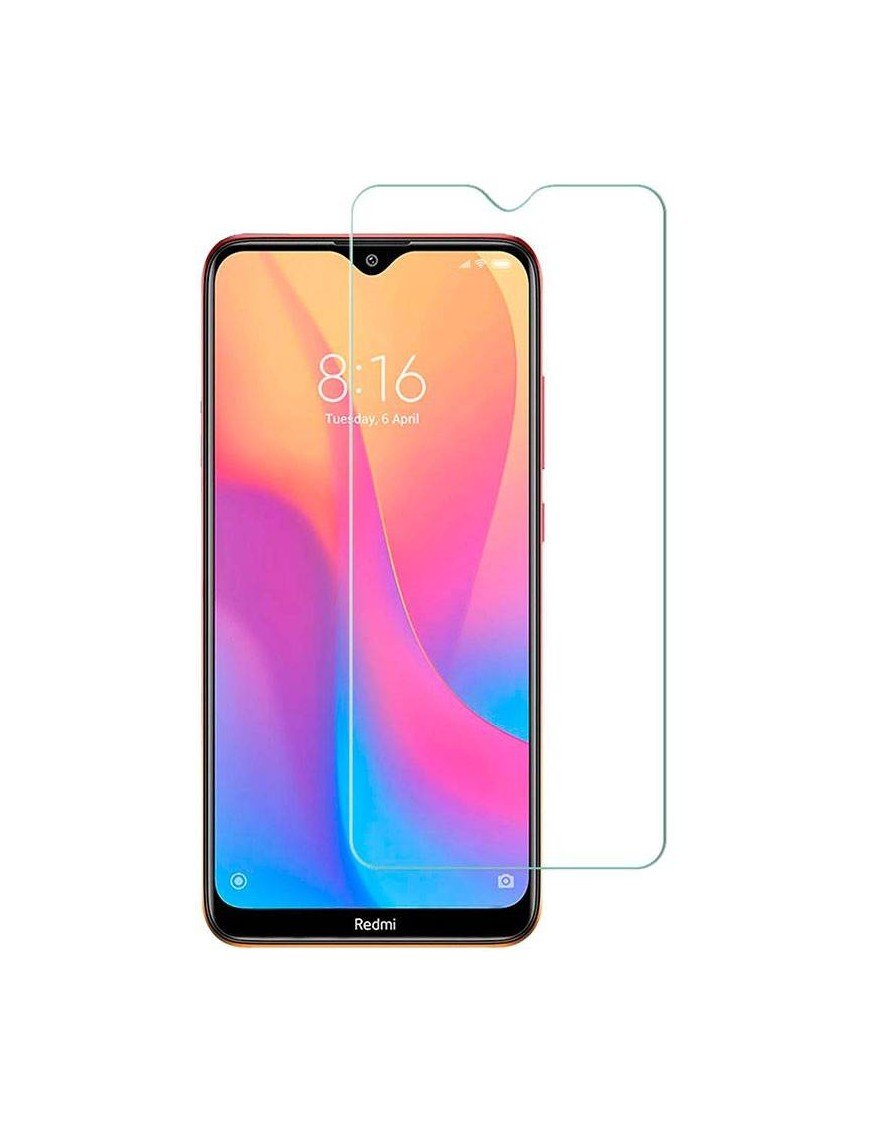 Cristal templado Xiaomi Redmi 8