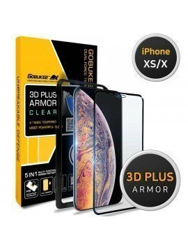 GOBUKEE 3D Glass iPhone X /...