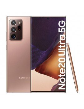 Samsung GALAXY Note 20 Ultra 5G 256GB Bronce