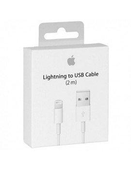 Cable Apple USB Lightning 2m