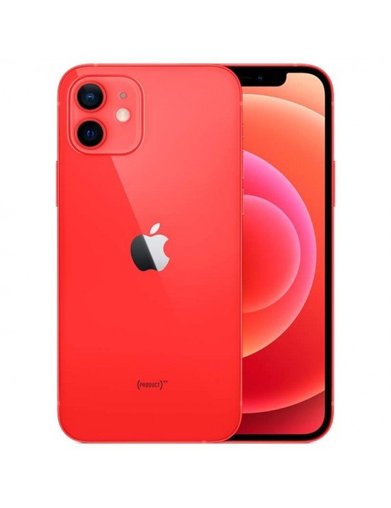 Apple iPhone 12 128GB Rojo