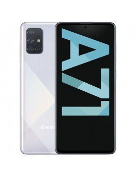 Samsung GALAXY A71 128GB Plata
