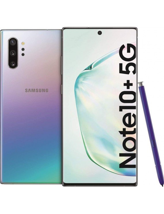 Samsung GALAXY Note 10+ Plus 5G 512GB Aura Glow