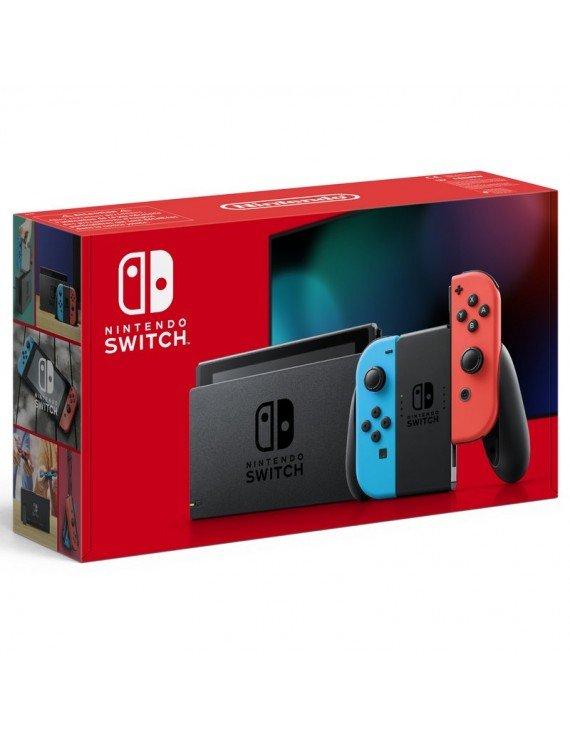 Nintendo Switch Neon V2