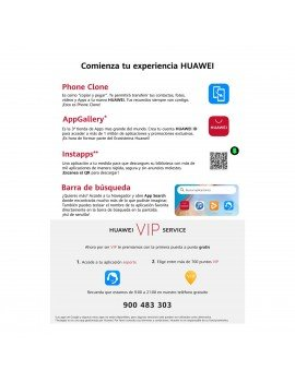 Start your HUAWEI experience