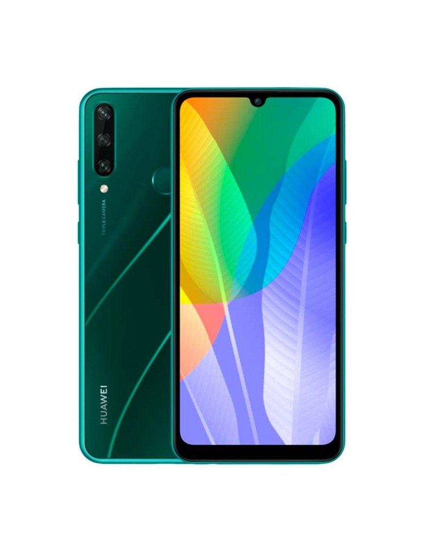 Huawei Y6p 64GB Dual Emerald Green