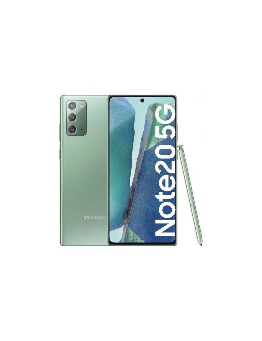 Samsung GALAXY Note 20 5G 256GB Green