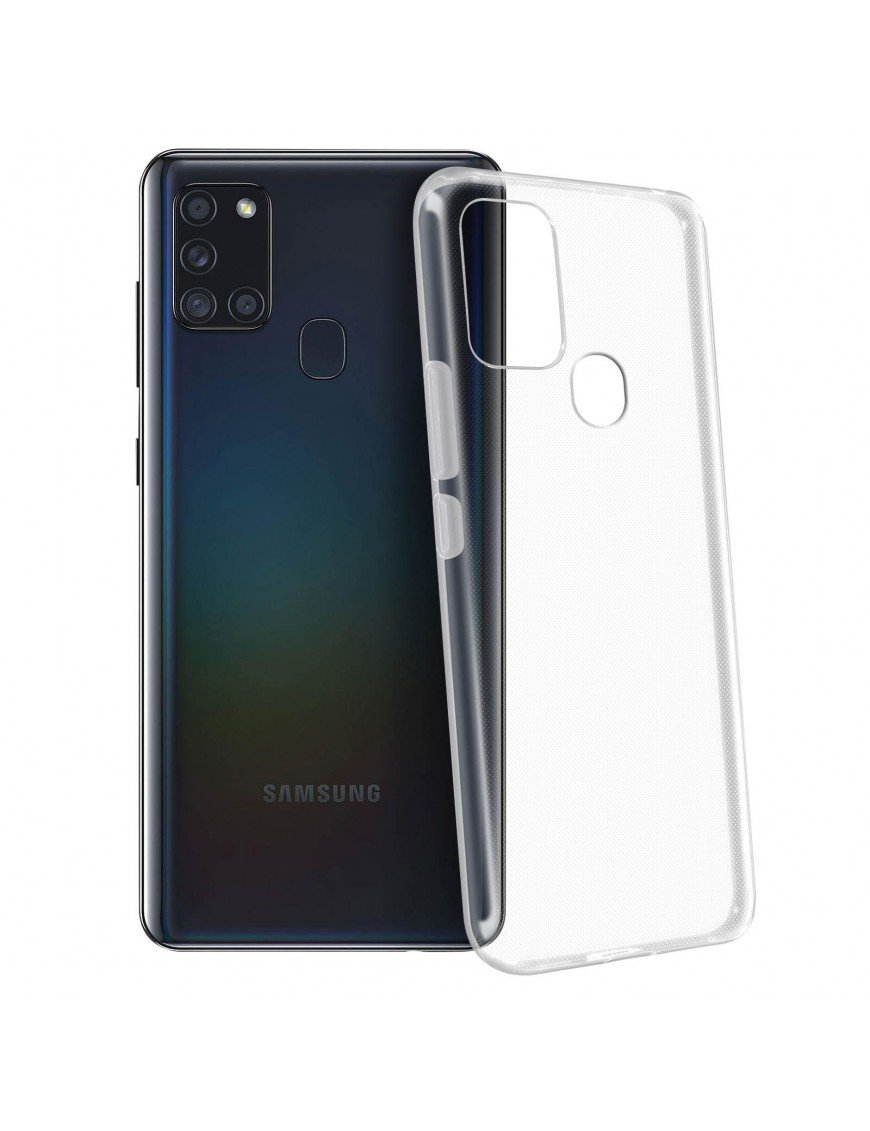 Samsung GALAXY A21s TPU gel clear case
