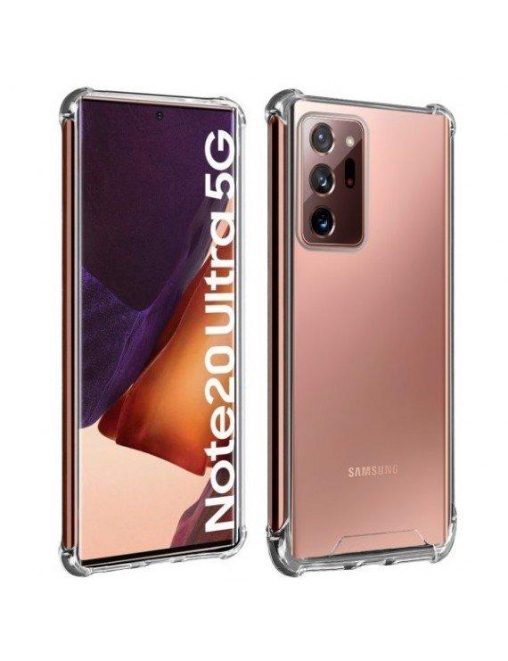 Carcasa TPU gel Samsung GALAXY Note 20 Ultra transparente