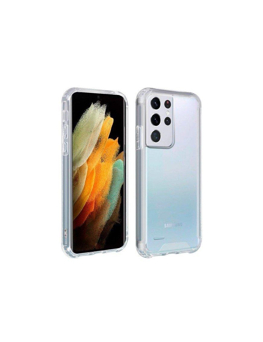 Carcasa gel Premium Samsung GALAXY S21/S21+/Ultra transparente