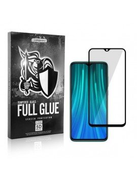 Xiaomi Redmi Note 8 Pro 5D tempered glass (full glue)