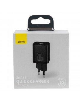 Baseus Super-Si Quick Charger 1C 20W Black