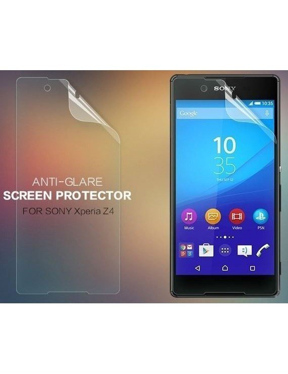 Protector pantalla Xperia Z3 Plus/Z4